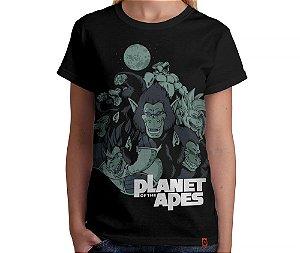 Camiseta Planet of the Apes - Feminina