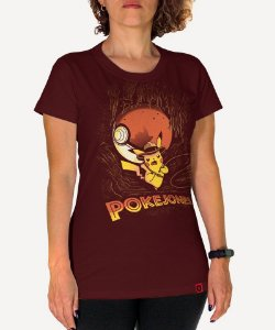 Camiseta Poké Jones