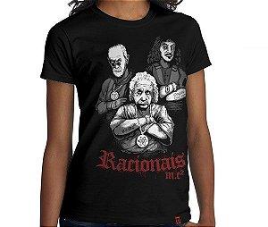 Camiseta Racionais