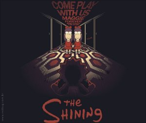 Camiseta The Shining - Feminina