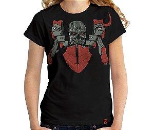 Camiseta Total Recall - Feminina