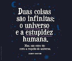 Camiseta Universo Infinito - Feminina