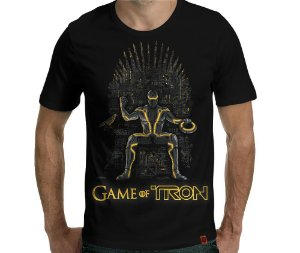 Camiseta Game of Tron