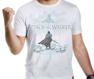 Camiseta Attack on Walker