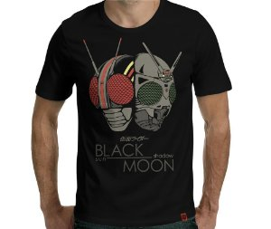 Camiseta Black X Moon