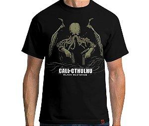 Camiseta Call of Cthulhu