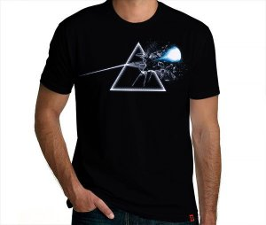 Camiseta Dark Side of Hadouken