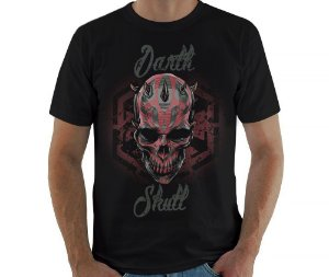 Camiseta Darth Skull