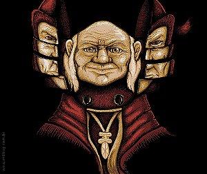 Camiseta Dungeon Master - Masculina