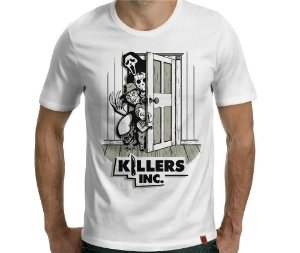 Camiseta Killers Inc.