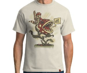 Camiseta Mario Raccoon