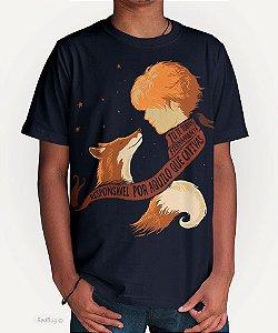 Camiseta Pequeno Príncipe