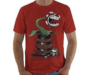 Camiseta Piranha Plant - Masculina