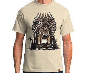 Camiseta O Trono