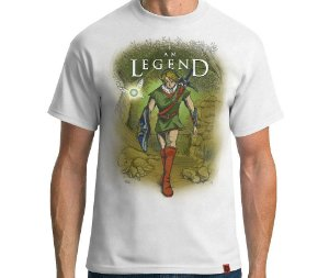 Camiseta I Am Legend - Masculina