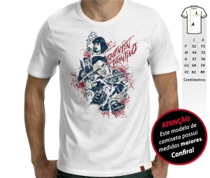 Camiseta Tarantino Tribute