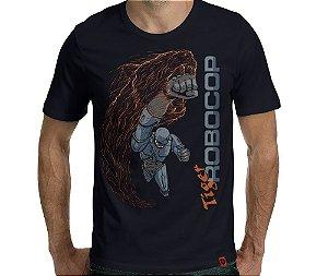 Camiseta Tiger Robocop