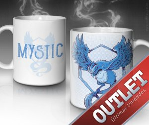 OUTLET - Caneca Team Mystic