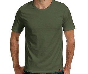 Camiseta Básica Verde Claro