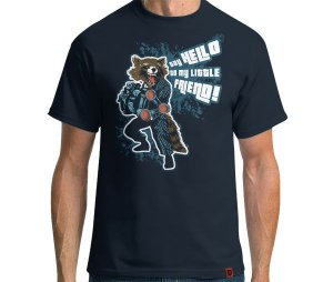 Camiseta Hello Friend