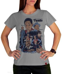 Camiseta The Family