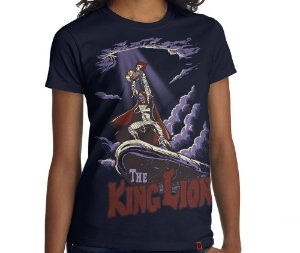 Camiseta The King Lion