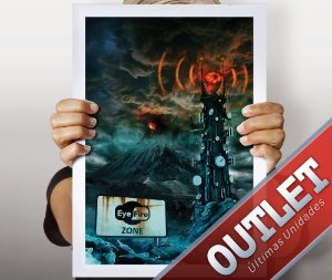 OUTLET - Poster Eye Fire