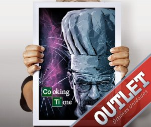 OUTLET - Poster Cooking Time