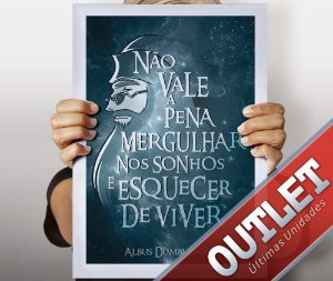 OUTLET - Poster Sonhos