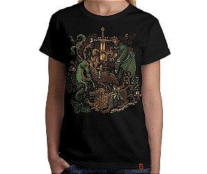 Camiseta Guerra das Casas