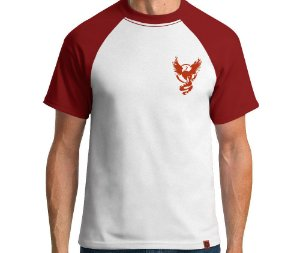 Camiseta Team Valor