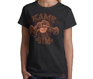 Camiseta Kame's Gym  - Feminina