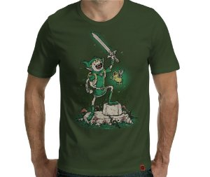Camiseta Legend of Bubblegum - Masculina