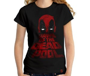 Camiseta Dawn of the Deadpool - Feminina