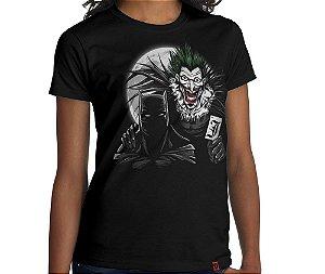 Camiseta Joker Ryuk - Feminina