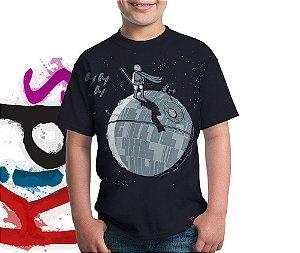 Camiseta O pequeno Jedi