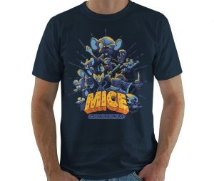Camiseta Mice Squad