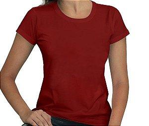 Camiseta Básica Vermelha