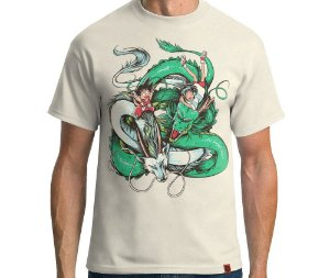 Camiseta Dragon Brothers