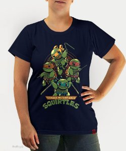 Camiseta Ninja Squirtles