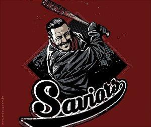 Camiseta Team Saviors - Feminina