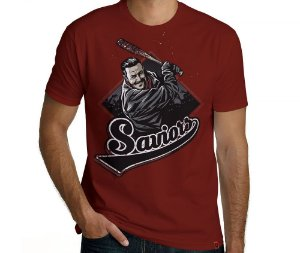 Camiseta Team Saviors - Masculina