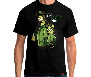 Camiseta Breaking Ned