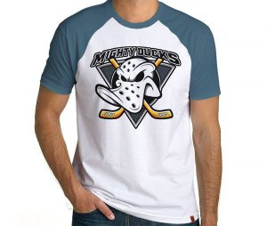 Camiseta Mighty Ducks