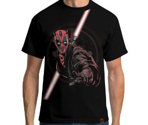 Camiseta Darth Pool
