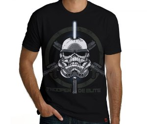 Camiseta Trooper de Elite - Masculina