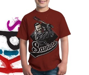 Camiseta Team Saviors