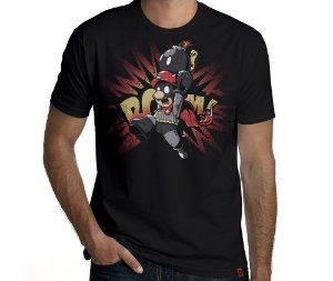 Camiseta Mario Bomb - Masculina