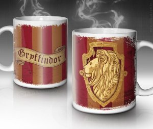 Caneca Gryffindor