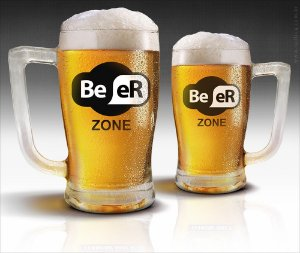 Caneca Beer Zone